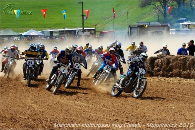 Evropské Mistrovství motocrossu tøídy Classic