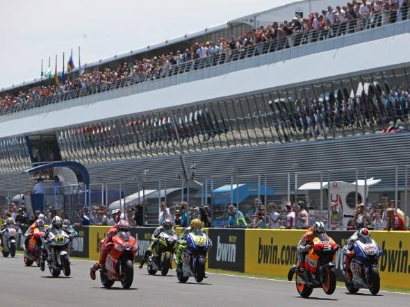 Rossi se tìší na oblíbený Jerez