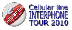 Interphone tour 2010