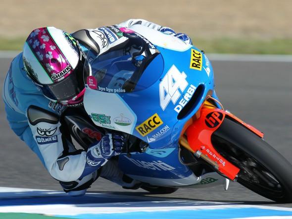 125 ccm: Podiov� ohlasy po Jerezu