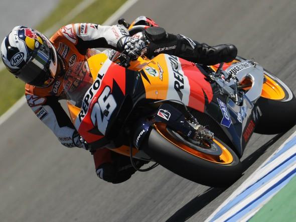 Test MotoGP v Jerezu