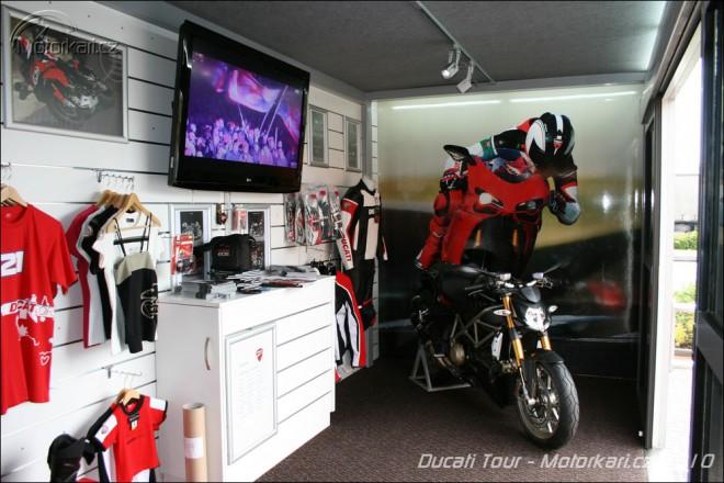 Ducati Tour 2010