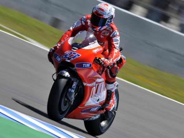 MotoGP: Zaèíná se toèit pøestupový kolotoè?