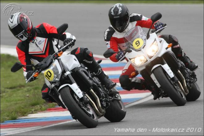 Yamaha dny Brno 2010
