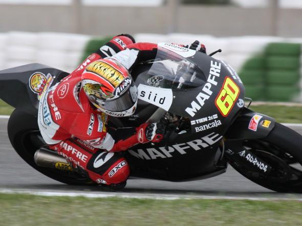 Moto2: Asparùv test v Albacete