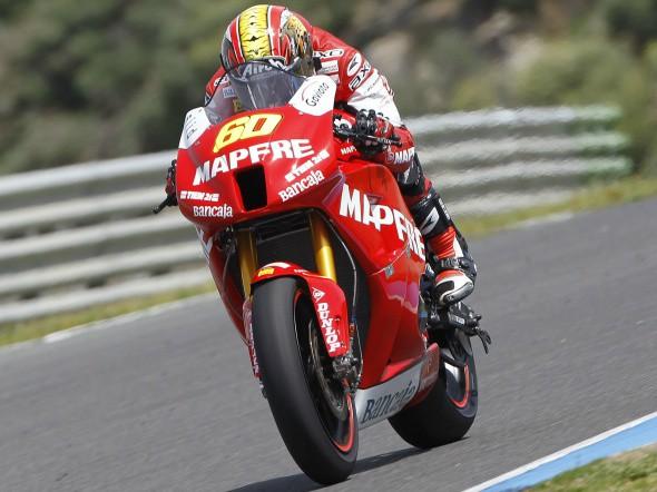 Aspar a Moto2: Èas na vývoj prostì nemáme