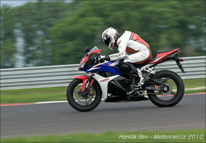 Honda den na Slovakiaringu