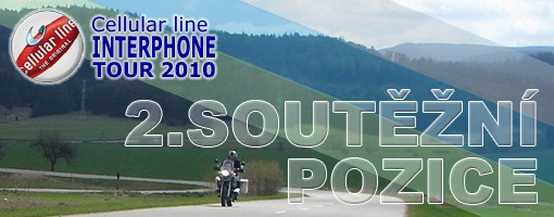 Interphone tour 2010 - pozice 2