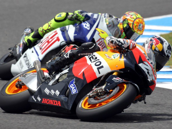 Pedrosa pojede svou 150. Grand Prix