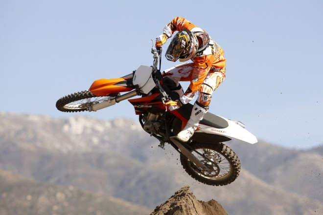 Offroadov� novinky KTM 2011