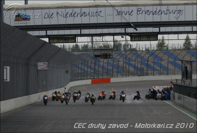 Druhý závod CEC