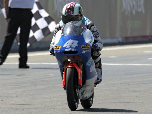 Grand Prix Francie - 125 ccm, závod