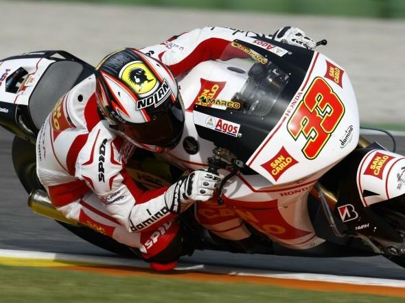 Marco Melandri nejlepším privátním jezdcem
