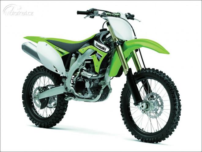 Nové modely Kawasaki MX 2011