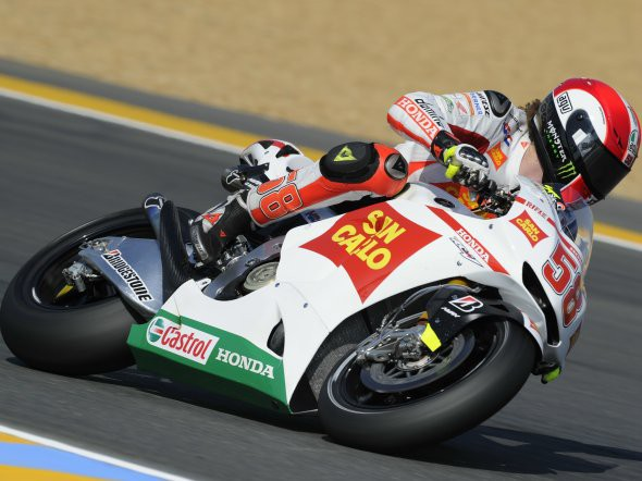 """Rookie of the Year"": Na èele Simoncelli"