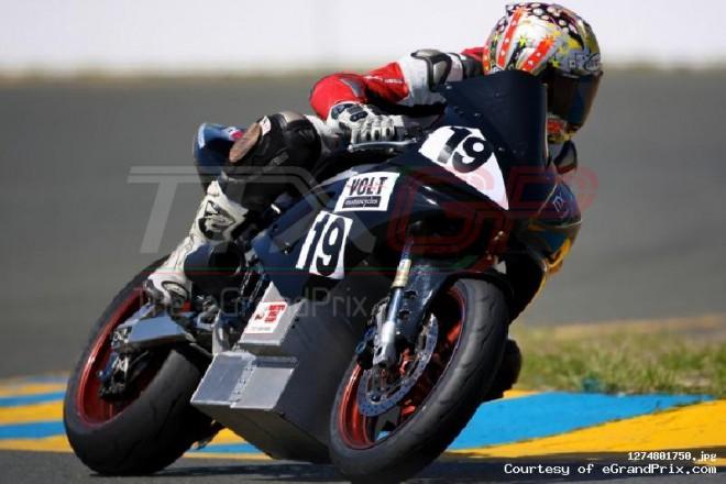 Pøehled letošní GP elektrických motocyklù