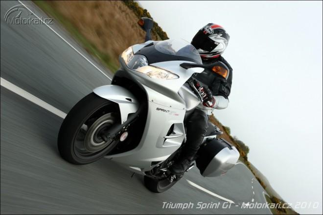 Triumph Sprint GT