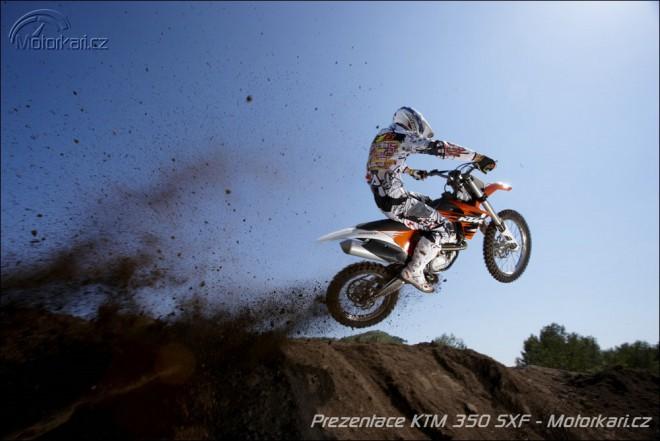 Prezentace KTM 2011 ve Španìlsku