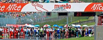 Pøed Grand Prix Itálie