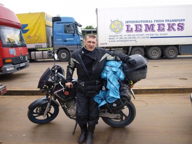 Balkán Tour 2010