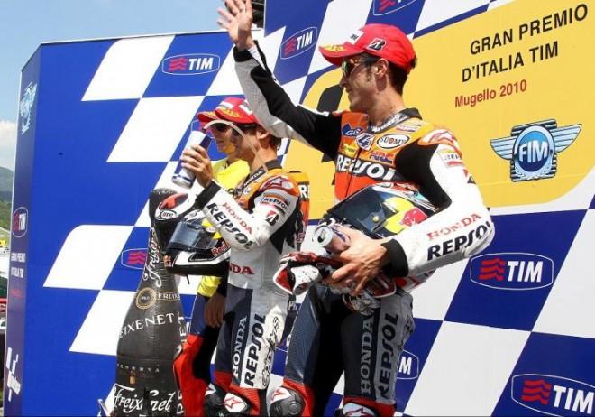 Grand Prix Itálie –  závod