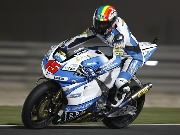 De Angelis nechce být náhradníkem za Rossiho