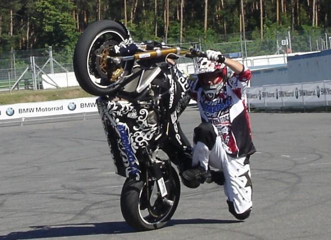 Stunt Open na Hockenheimringu