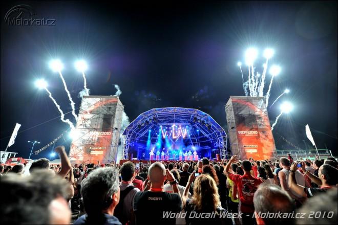World Ducati Week 2010 navšívilo 60 tisíc Ducatistù