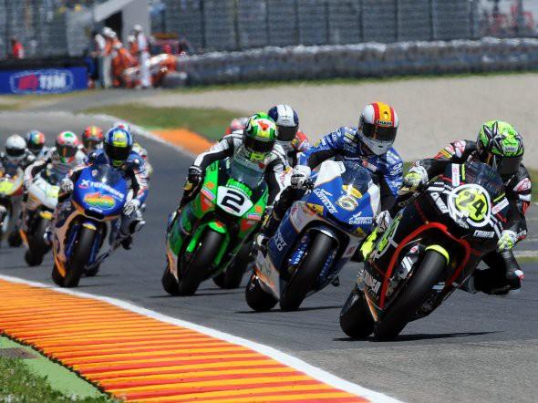 Moto2: Dvì zmìny ve startovní listinì