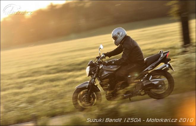 Suzuki Bandit 1250A