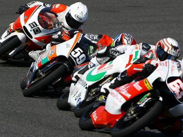 Moto3 už od roku 2012?