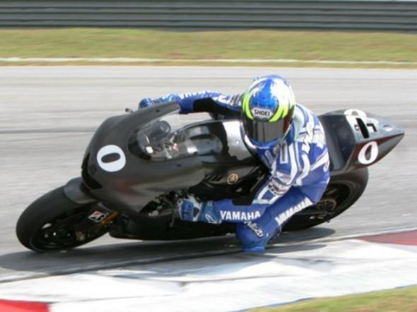 Za Rossiho: Testovac� jezdec jako nejpravd�podobn�j�� �e�en�