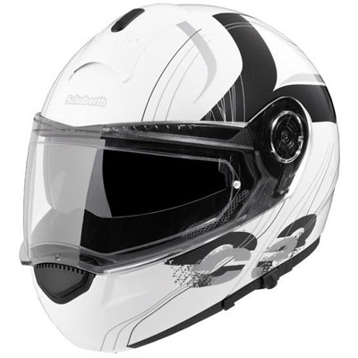 Test pøilby Schuberth C3