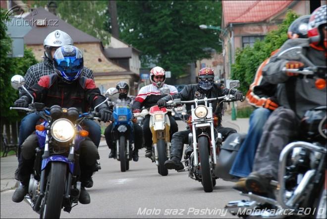 Moto sraz Pastviny 2010