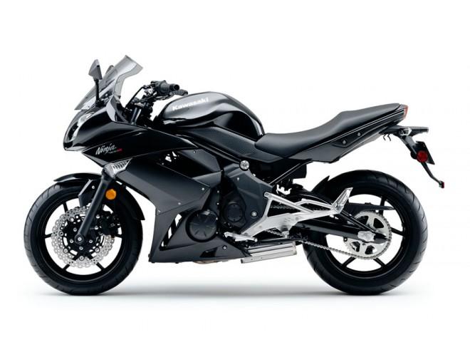 Kawasaki Ninja 400R a ER4N
