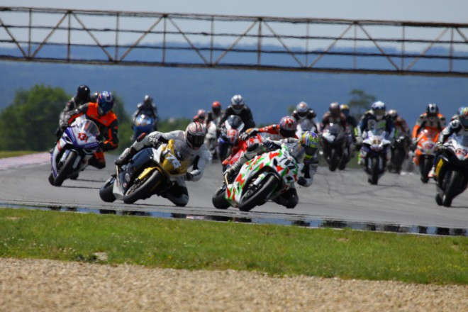 4. CEC2 &  4. Czech Superstock Cup