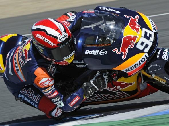 Grand Prix Katalánska - závod 125 ccm