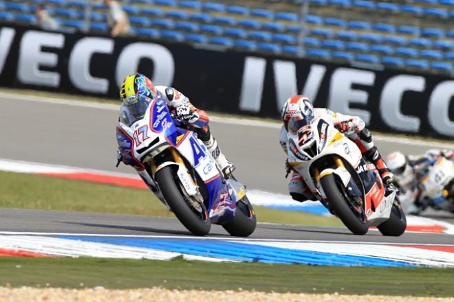 Grand Prix Katalánska - Abaja ètvrtý v Moto2