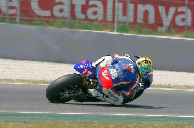Grand Prix Katalánska pohledem našich