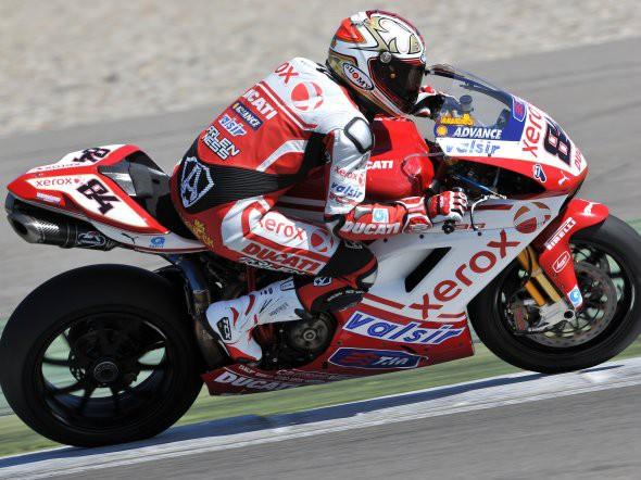 Pomohou nové pneumatiky Ducati k vítìzství?