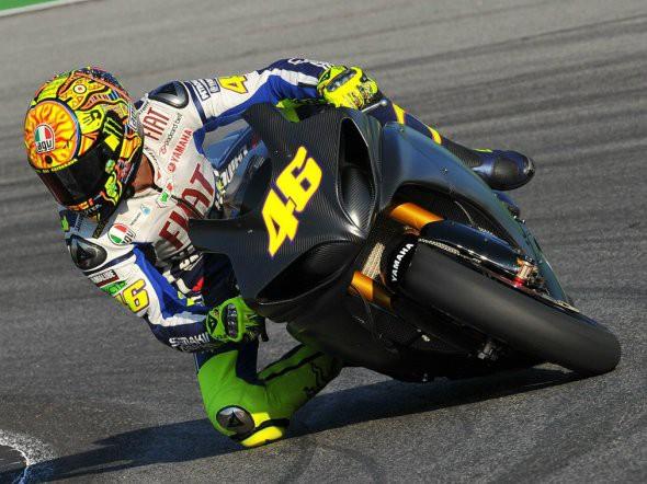 Rossi jezdil v�era v Misanu