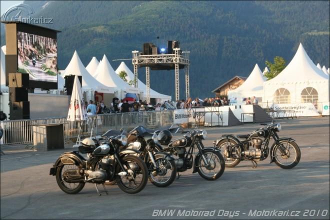 BMW Motorrad Days - 10. roèník