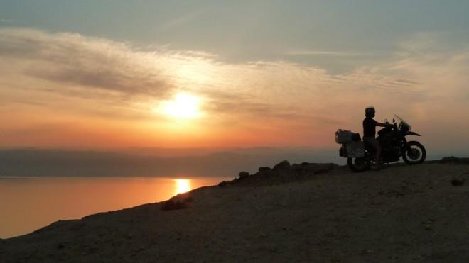 Cesta tam a zase zpátky - Jordánsko