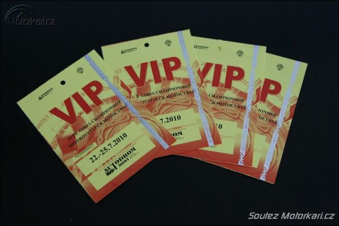 Soutìž o 6 VIP vstupenek na Alpe Adrii
