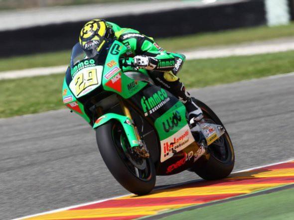 Grand Prix Sachsenring - kvalifikace Moto2