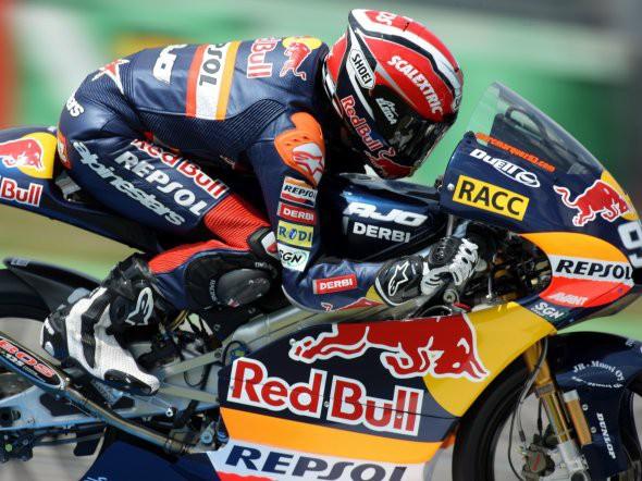 Grand Prix Sachsenring - volné tréninky sobota