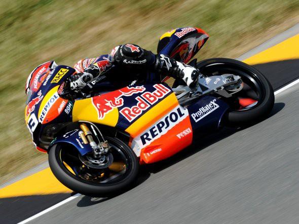 Grand Prix Sachsenring - závod 125 ccm
