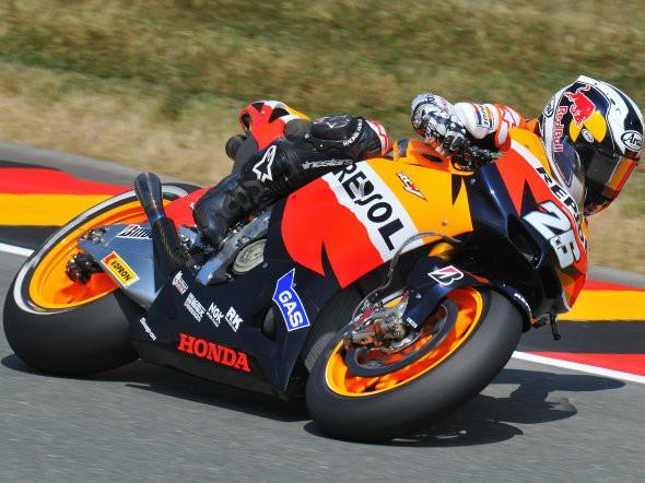 Grand Prix Sachsenring - závod MotoGP