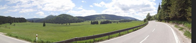 Slovensko, aneb cesta tam a zase zpátky