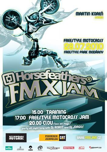 Horsefeathers FMX Jam � volume 5